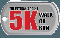 The Veteran's Agent 5k
